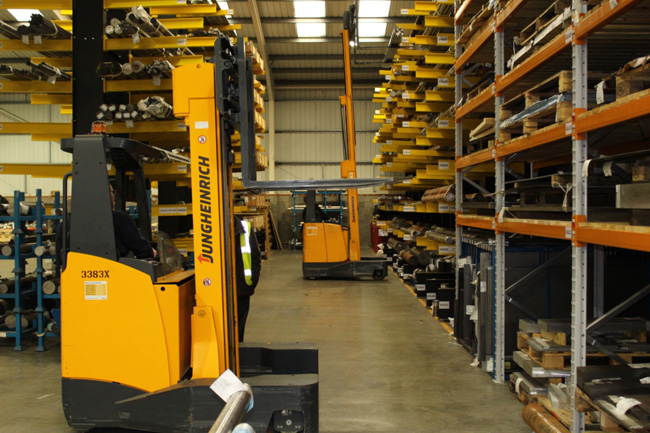 Banbury forklift training