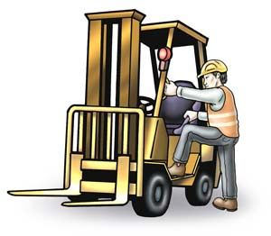 Mounting and dismounting forklifts stackers training dismounting forklift publicscrutiny Images