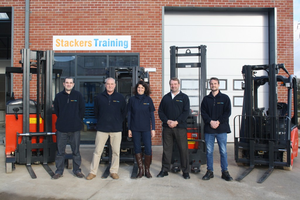 Stackers Training