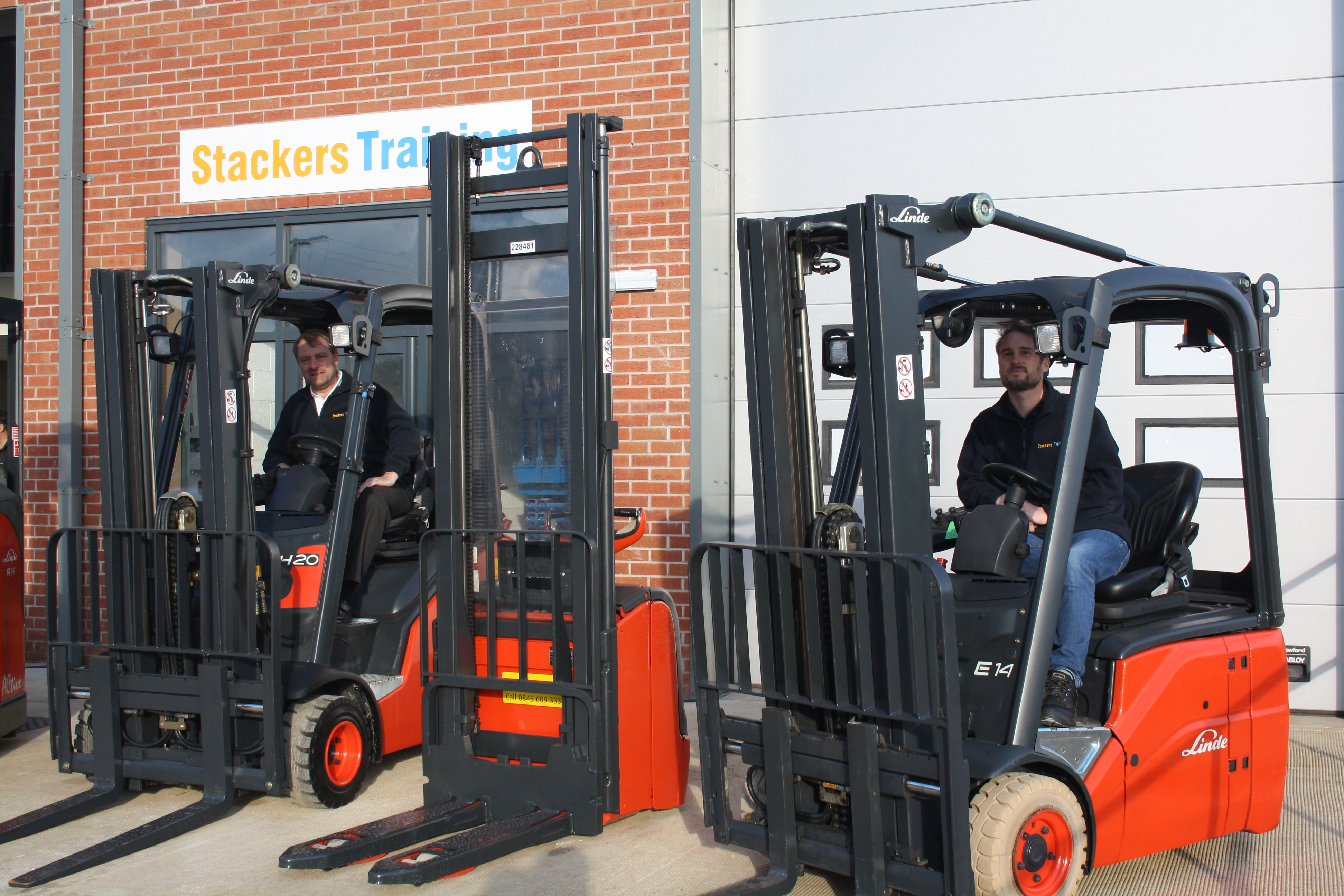 Forklift School, Learn How to Drive a Forklift