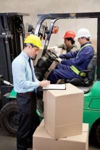 Forklift Training in Daventry