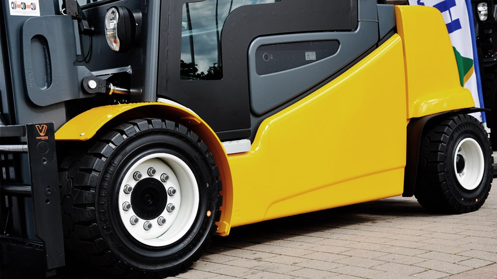 Knowing when to replace your Forklift Tyres